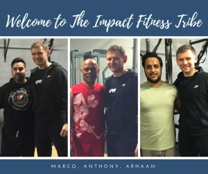 Personal Training in Brampton - Impact Fitness - Welcome to our New Members!