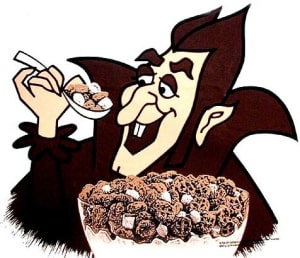 Count Chocula Smoothie