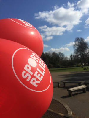 Personal Training in Hammersmith - Bianca Sainty Personal Training - Doing our bit for Sport Relief