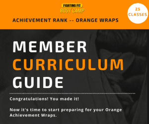 ACHIEVEMENT RANK TUTORIAL -- ORANGE WRAPS