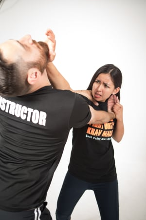 Free Women's Krav Maga Self Defense Seminar in Tempe for Sexual Assault Awareness Month