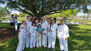 in Davie and Cooper City - Traditional Taekwon-Do Center Of Davie - Martial Arts Summer Camp Field Trips!