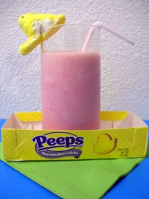 The Pink Peep Smoothie