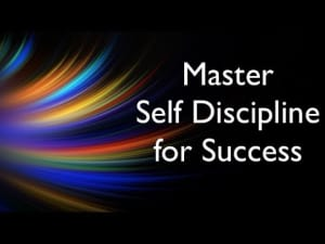 Discipline = Success. Why it is Vital for your Child to Learn Discipline