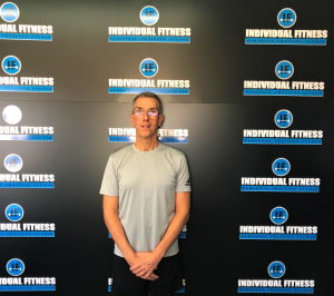 April 2018 Client of the Month - Steve Brown