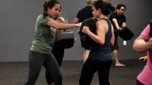 Women's Safety Awareness with Krav Maga: It's More than Just the Month of April