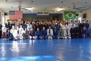 in Sewell - Hassett's Jiu Jitsu Club - Spring 2018 Belt Promotion Ceremonies