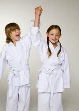 #1 Reason Kids should try our Kids class