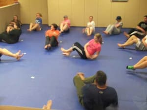 in Lafayette - Champagne's Martial Arts - Kick-start Fitness Program