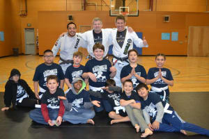 Kids Martial Arts in Portland and Beaverton - Five Rings Jiu Jitsu