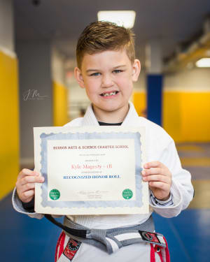 in Harrison - Cutting Edge Brazilian Jiu-Jitsu - Recognized Honor Roll!