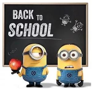 Back to School... Already!!