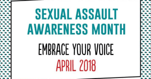 in Austin - Fit & Fearless - WWW April - Sexual Assault Awareness Month