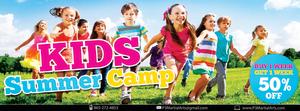 Summer Camp & Martial Art Deals