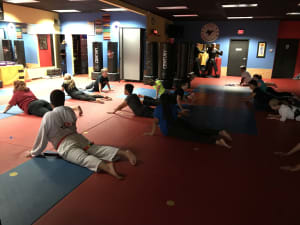 in Clearwater - TOP Martial Arts  - KICKBOXING CLASS
