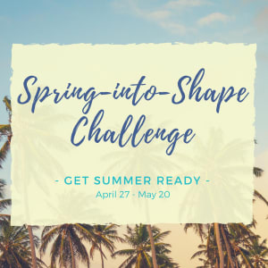 Barre in Venice - BodyByBarre - Get Your Body Summer Ready with our Spring Into Shape Challenge