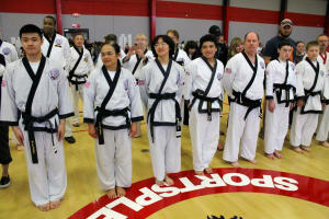 in Gainesville and Flowery Branch  - Rock Solid Karate - Region 21 event