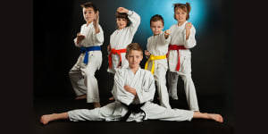 in Woodstock - The ONE Taekwondo Center - Benefits of Martial Arts for Children