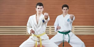 Martial Arts for Woodstock Teens