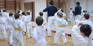 in Woodstock - The ONE Taekwondo Center - Children's After School Programs in Woodstock