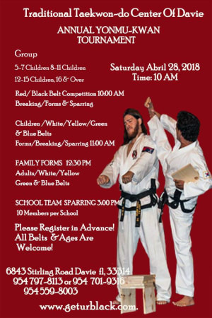 It's Almost Tournament Time! | Davie Martial Arts