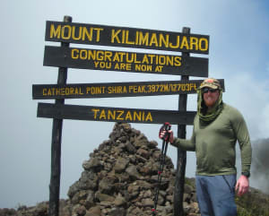 in Columbia - Krav Maga Maryland - Conquering Kilimanjaro: A Sit Down with KMMD's Jeff Mount