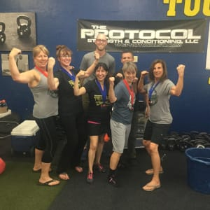 Personal Training in Tucson - The Protocol Strength & Conditioning, Llc - A Recap Of The Ladies-Only Powerlifting Meet! - Tucson Personal Training Group Fitness Blog