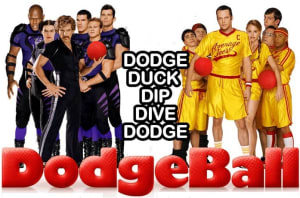 Dodge Ball Buddy Day