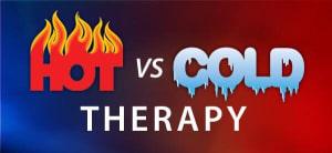 Hot vs. Cold Therapy