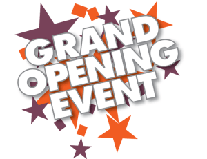 Grand opening event this weekend!!!!