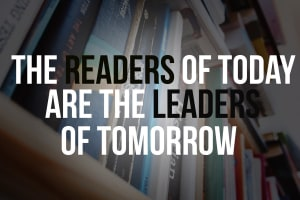 in Tring - Tring Martial Arts - Readers are Leaders!
