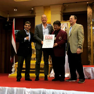 Congratulations Kyoshi Ken Pankiewicz - International Ambassador
