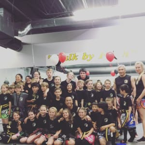in Boulder - Tran's Martial Arts And Fitness Center - Congrats Junior Muay Thai Kids!
