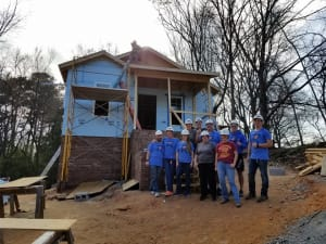 in Clayton - Revolution Modern Martial Arts - Revolution Students and Families Build a House for a Mom in Need!