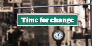 A 4 step process for REAL change
