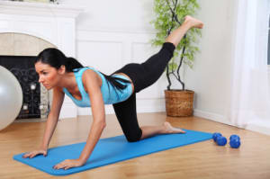 [VIDEO BLOG] The 3 Best Core Exercises You Can Do At Home