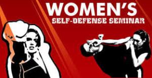 in Athens - Keppner Boxing - Women's Only Self Defense Seminar!