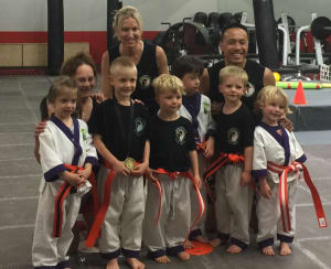 in Boulder - Tran's Martial Arts And Fitness Center - Congratulations to our Lil Dragons!