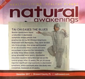 Struggling with Depression? TaiChi can help!