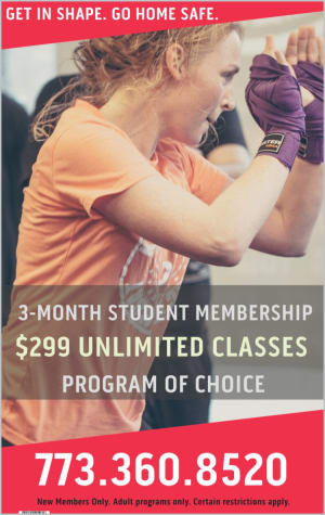 in Chicago - Titan Gym - Summer Student Special