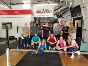 CrossFit Culver City Memorial Day Workout!