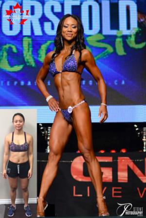Personal Training in Brampton - Impact Fitness - Congratulations Marissa!