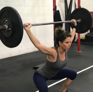 in 	 Lake Forest - CrossFit Lake Forest - Meet our June Athlete of the Month - Sheryl Keller