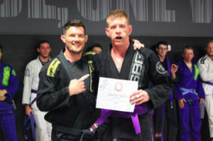 John Risley is June's Martial Artist of the Month