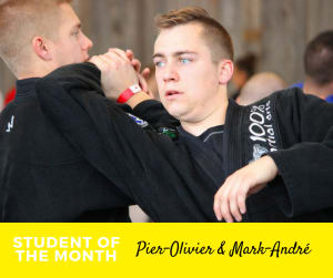 Meet Black Belt Brothers Pier Olivier & Mark-Antoine