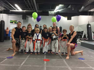 Lil Dragons Rocked Belt Promotion!