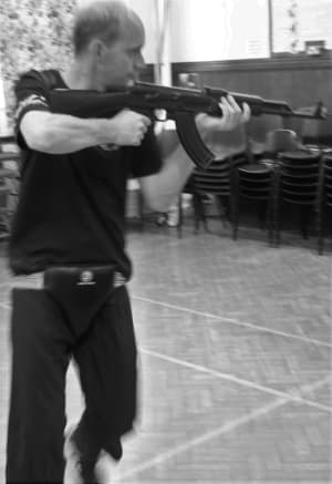 Krav Maga in Swindon - South West Krav Maga - Gun and hostage drills