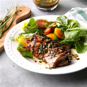 Personal Training  in Los Gatos - Mint Condition Fitness - Recipe Of The Week: Herbed Balsamic Chicken