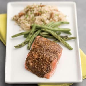 Personal Training  in Los Gatos - Mint Condition Fitness - Recipe Of The Week: Smoky Maple-Mustard Salmon