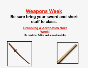 Weapons Week